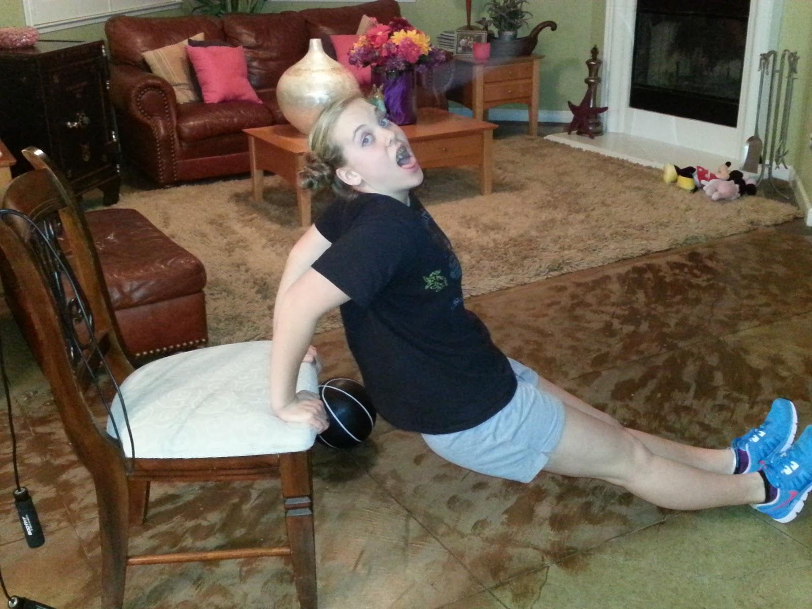 MyLife Workout -- Heather Weiler: Teen Boot Camp