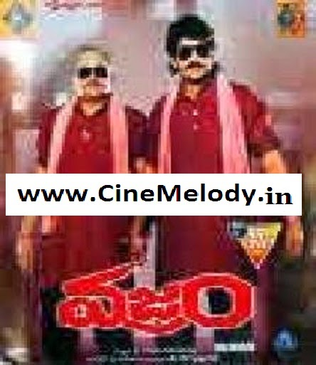 Vajram Telugu Mp3 Songs Free  Download 1995