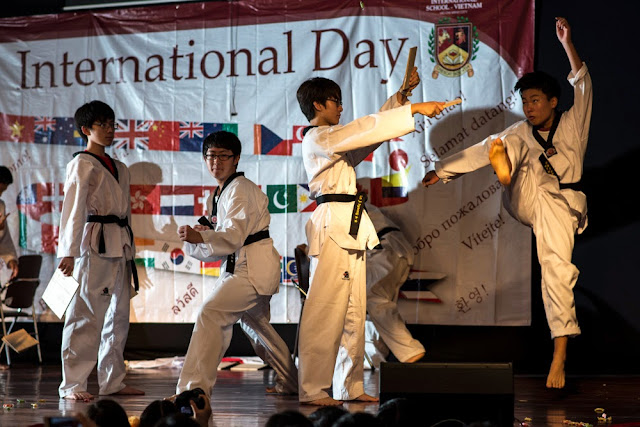 International Day Culture Show BIS 2013