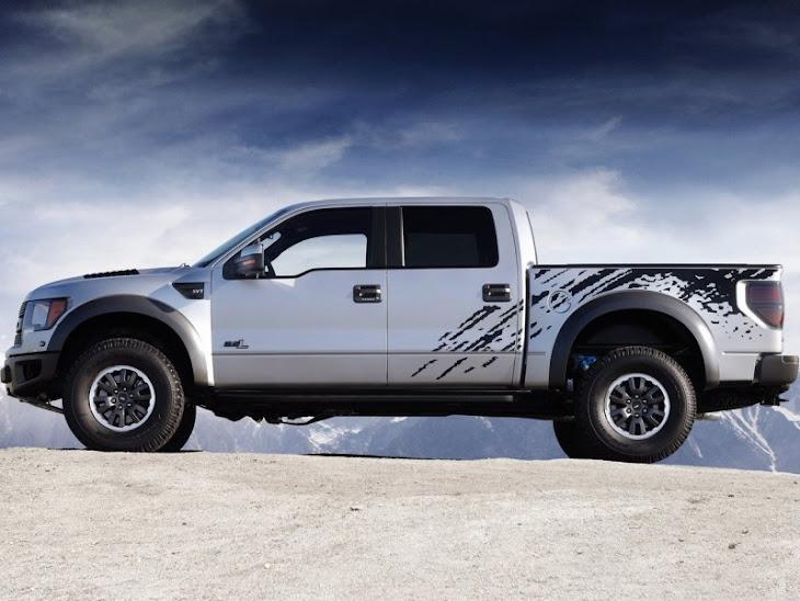 Ford F150 SVT Raptor