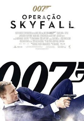 Filme Poster 007 - Operação Skyfall TS XviD & RMVB Dublado