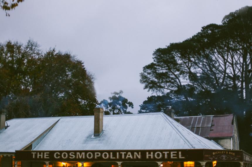 cosmopolitan hotel trentham wedding