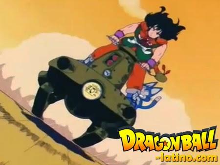 Dragon Ball capitulo 5