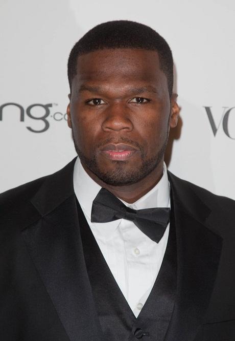 Labels Curtis James Jackson III 50 Cent rapper singer actor