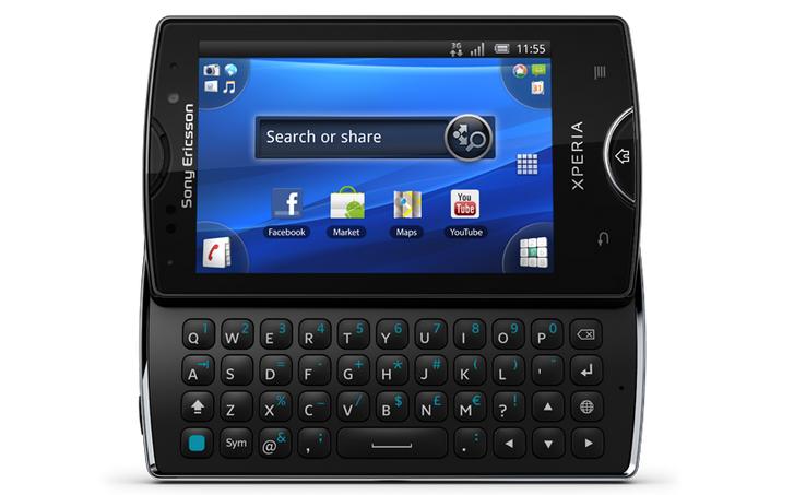 Kelebihan dan kekurangan Sony Xperia Mini Pro SK17i