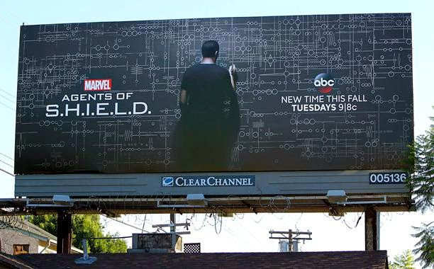 Agents of SHIELD - Season 2 - New Promotional Banner