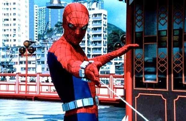 Spiderman 1978 El hombre araña en acción
