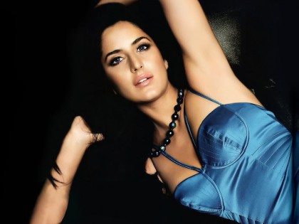 Actress Katrina kaif in blue dress Wallpapers new,free download Pictures ...