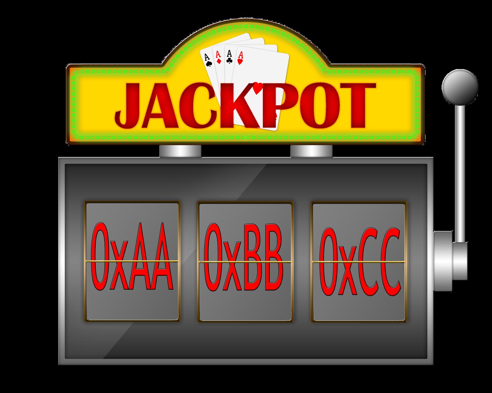 slot machine jackpot sound