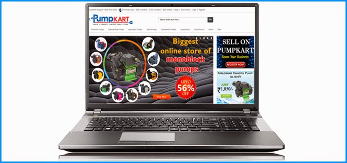 Pumpkart Emerging As a Big Name in the Online Marketplace
