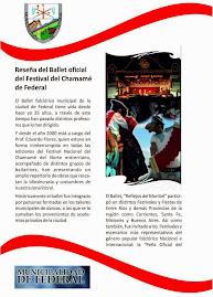 Ballet Oficial del Festival