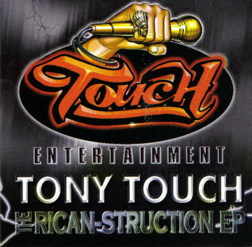Tony Touch – The Rican-Struction EP (CD) (1998) (320 kbps)