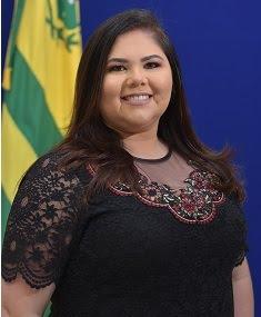 Vereadora Feranda Marques