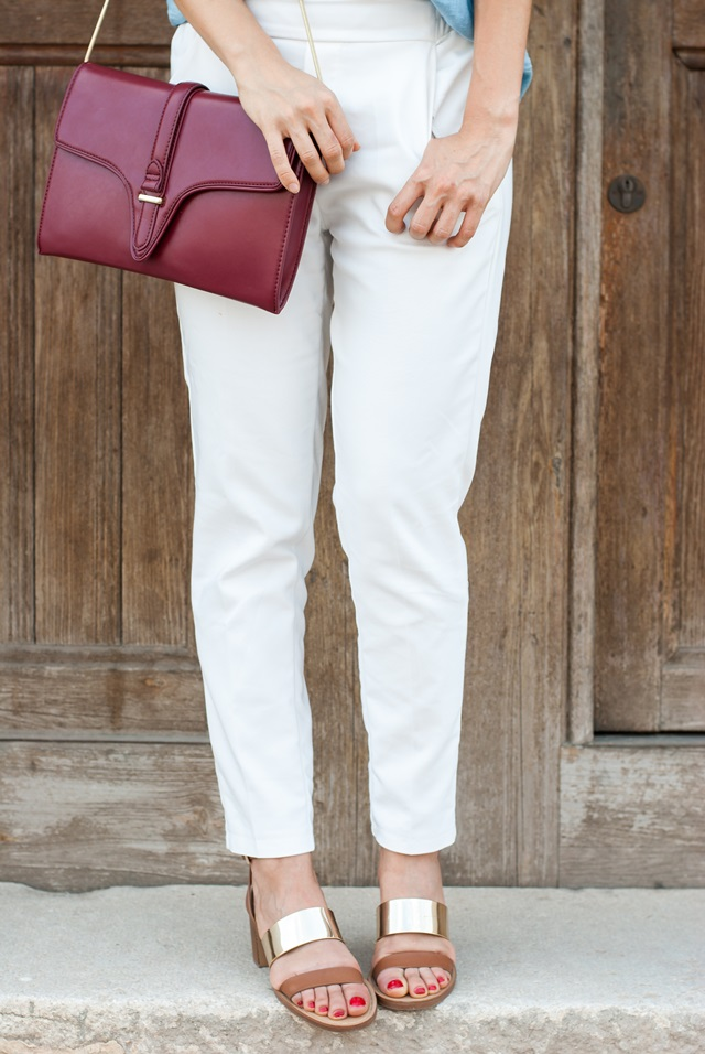 White Pimkie Pants