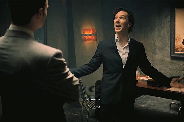 Sherlock season 4 release date