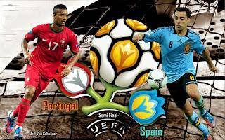 Portugal Vs Spanyol