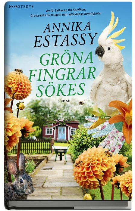 Min nya bok! Finns att köpa där böcker säljs.
