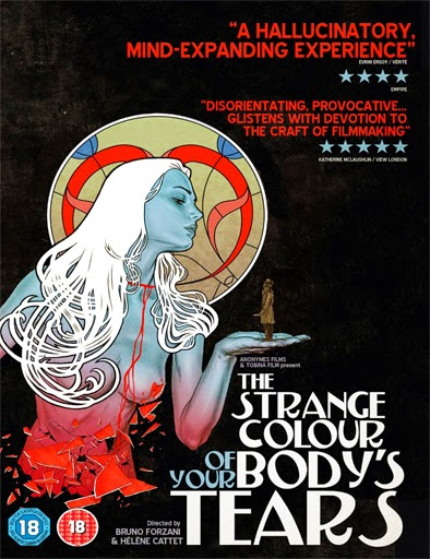 Ver The Strange Colour of Your Body's Tears (2013) Online