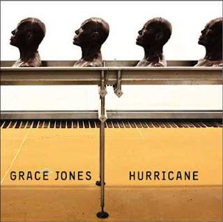 grace jones - hurrican - 2008 album cover