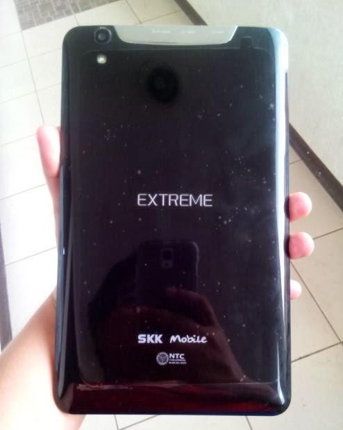 SKK Mobile Extreme Back