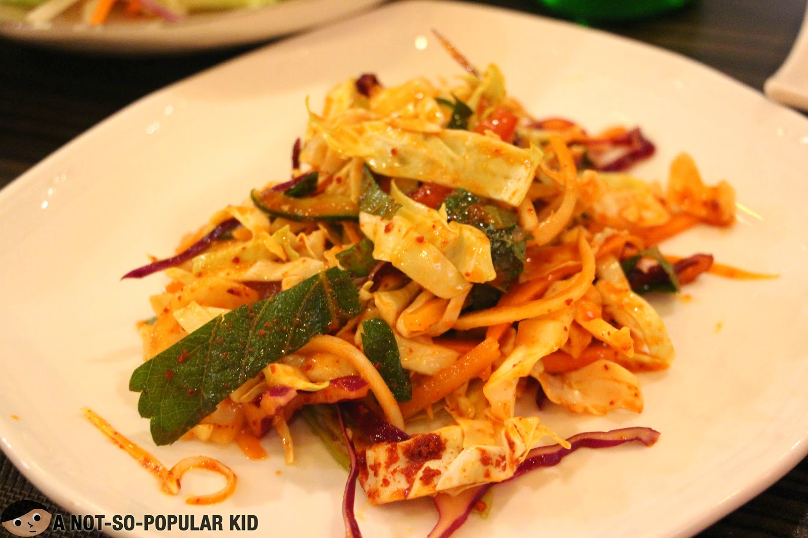 Awesome Kimchi of Genji-M