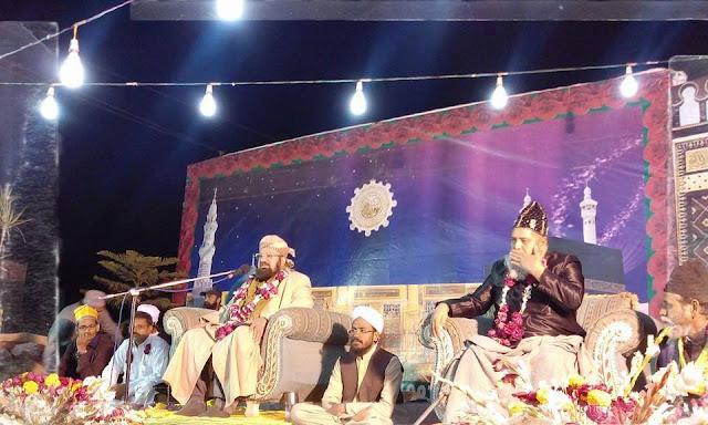 karachi mehfil program 2015 allama kokab noorani okarvi