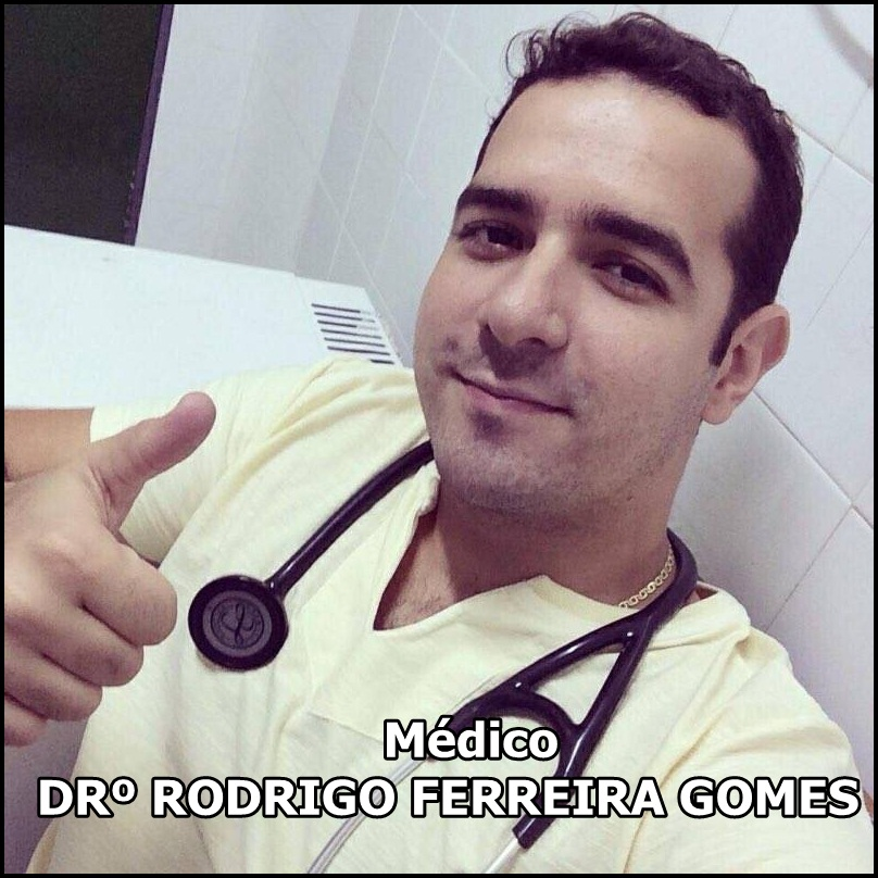 MÉDICO DRº RODRIGO F. GOMES
