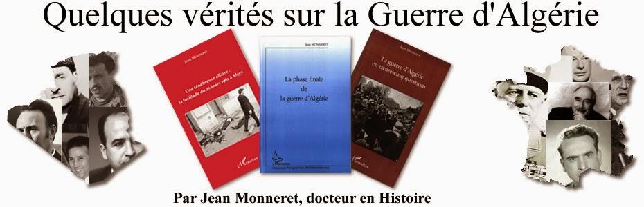 La Guerre d'Algérie - Quelques vérités