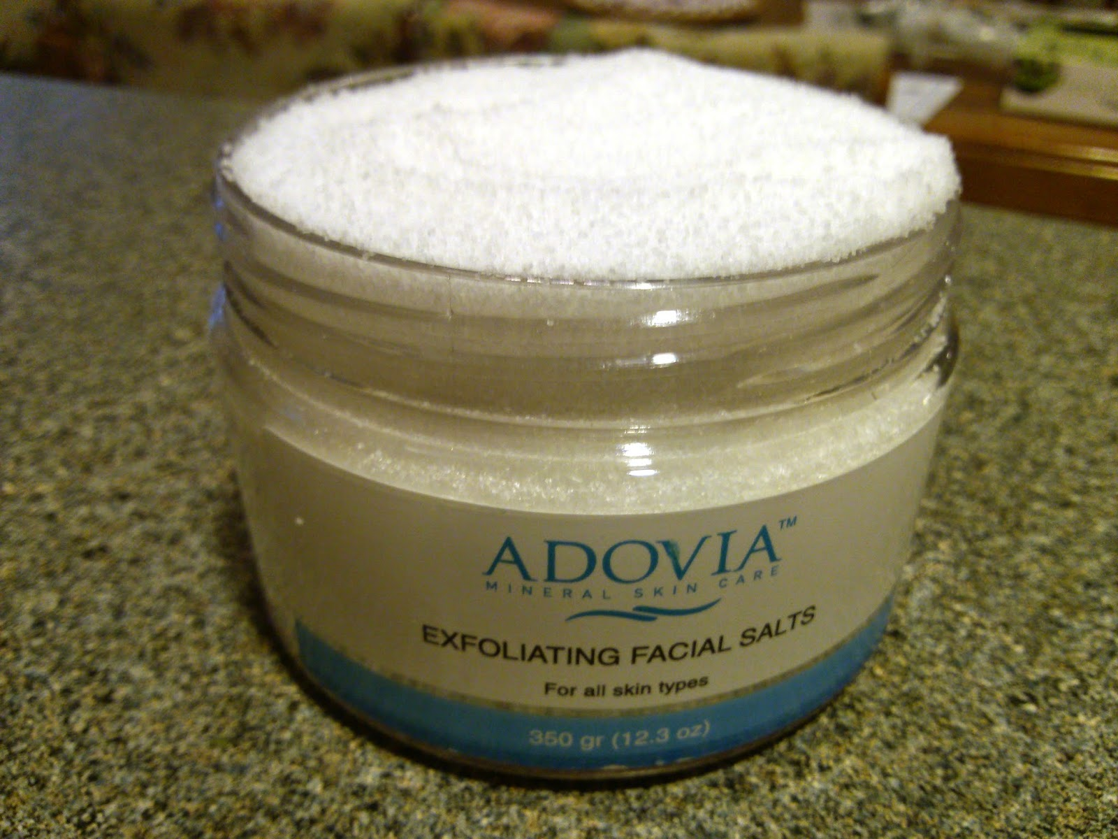 Adovia Exfoliating Facial Sea Salts Review