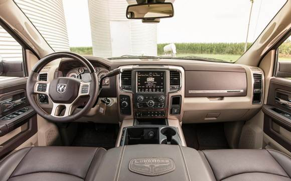 2017 ram 2500 laramie limited mega cab - 2015 Dodge Ram 2500 Mega Cab Lifted Interior
