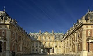 พระราชวังแวร์ซายส์ ปารีส ฝรั่งเศส