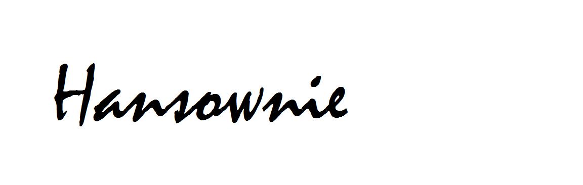 Hansownie