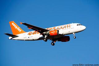 Airbus A319 / G-EZAV