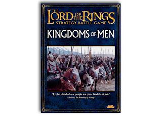 Podręcznik Władca Pierścieni LotR: SBG, Królestwa Ludzi: Rohan, Gondor, Arnor, Numenor