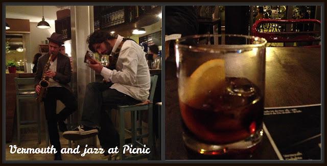 Vermouth, Jazz, Barcelona