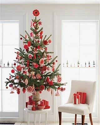 Ideas navide as 2012 cositasconmesh - Martha stewart decoracion ...