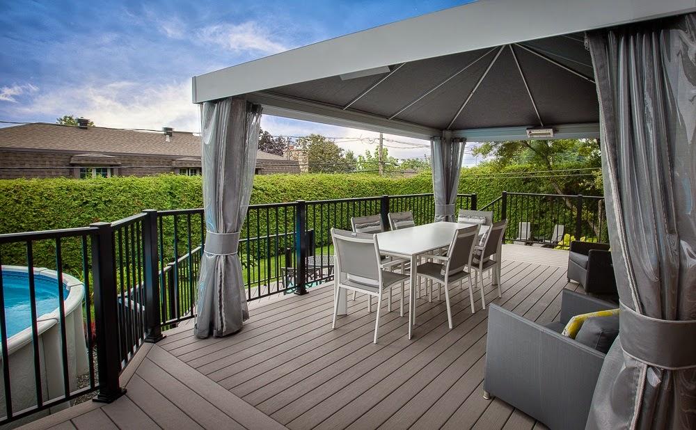 Terrazas construcci n y decoracion de terrazas bonitas - Diseno de porches y terrazas ...