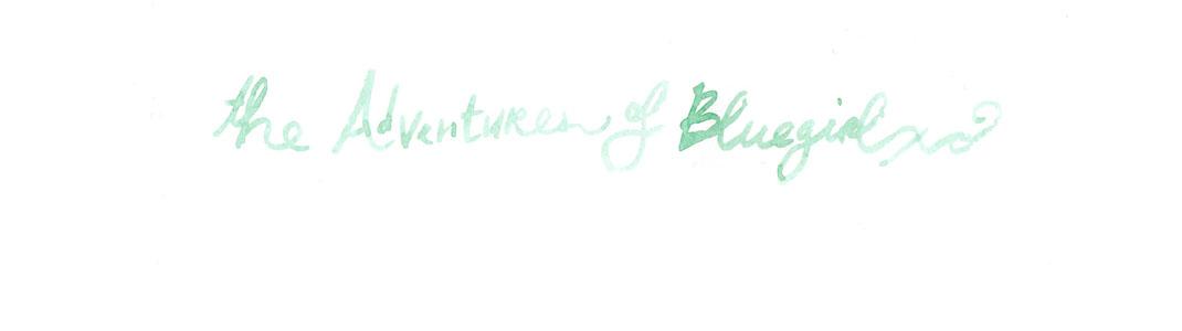 the adventures of bluegirlxo