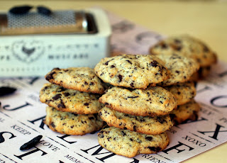 Cookies de xocolata i fava tonka