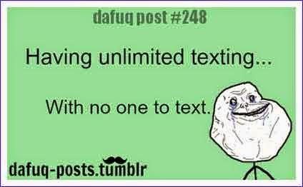 kebanyakan gratisan SMS