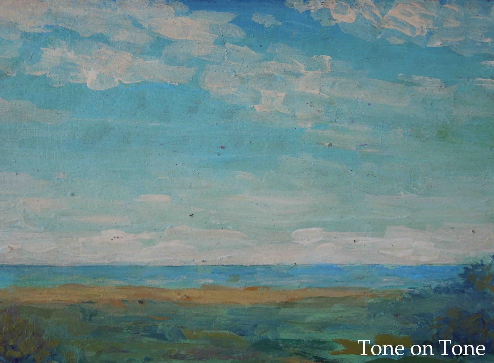 Tone On Tone Painting tone on tone: february 2013