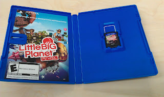 LittleBigPlanet PS Vita Box (Inside)
