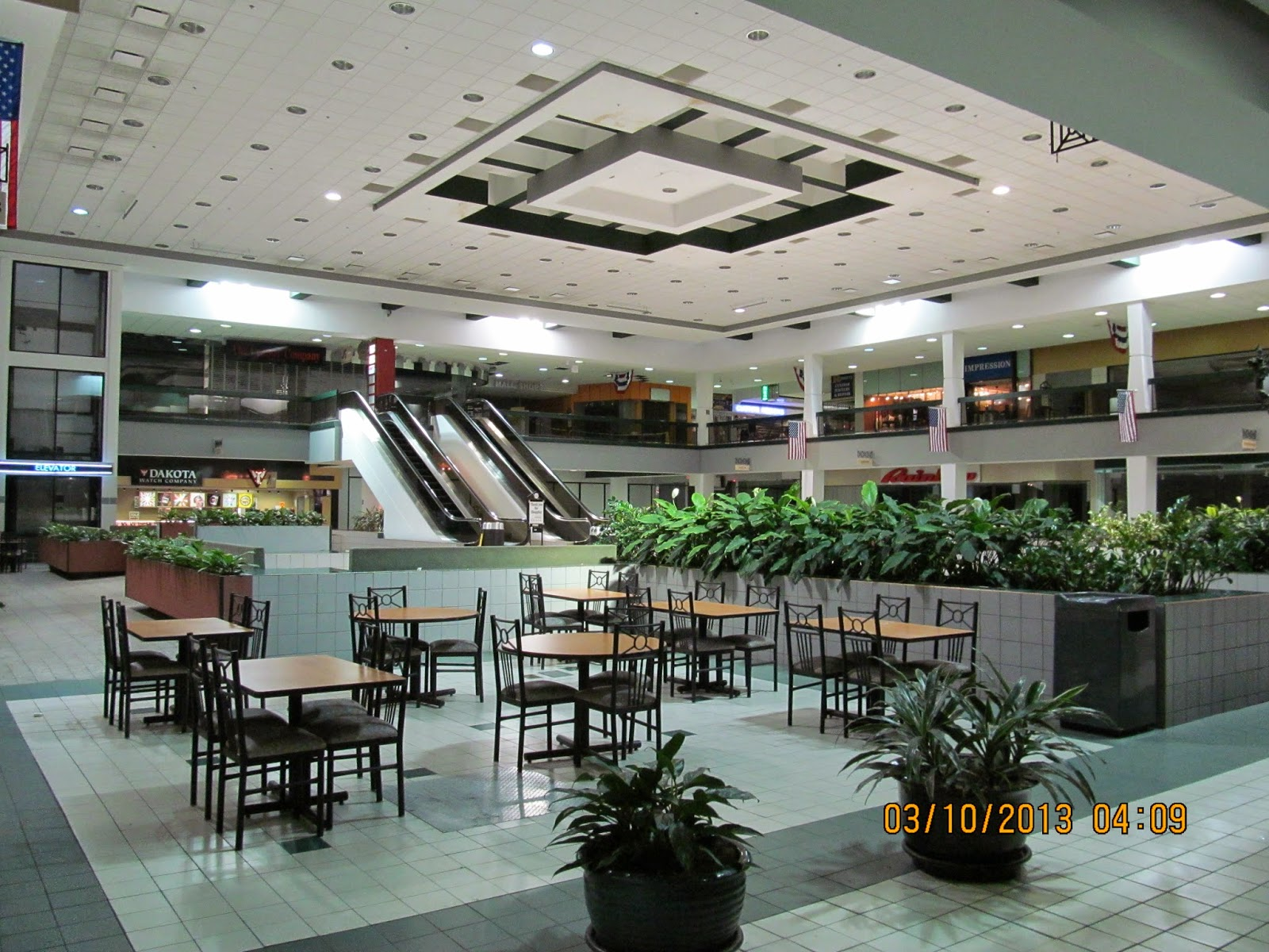 In 2008, The Plaza Took Its Worst Hit When Office Depot Closed, As Many  Smaller Stores In The Mall Left Following.