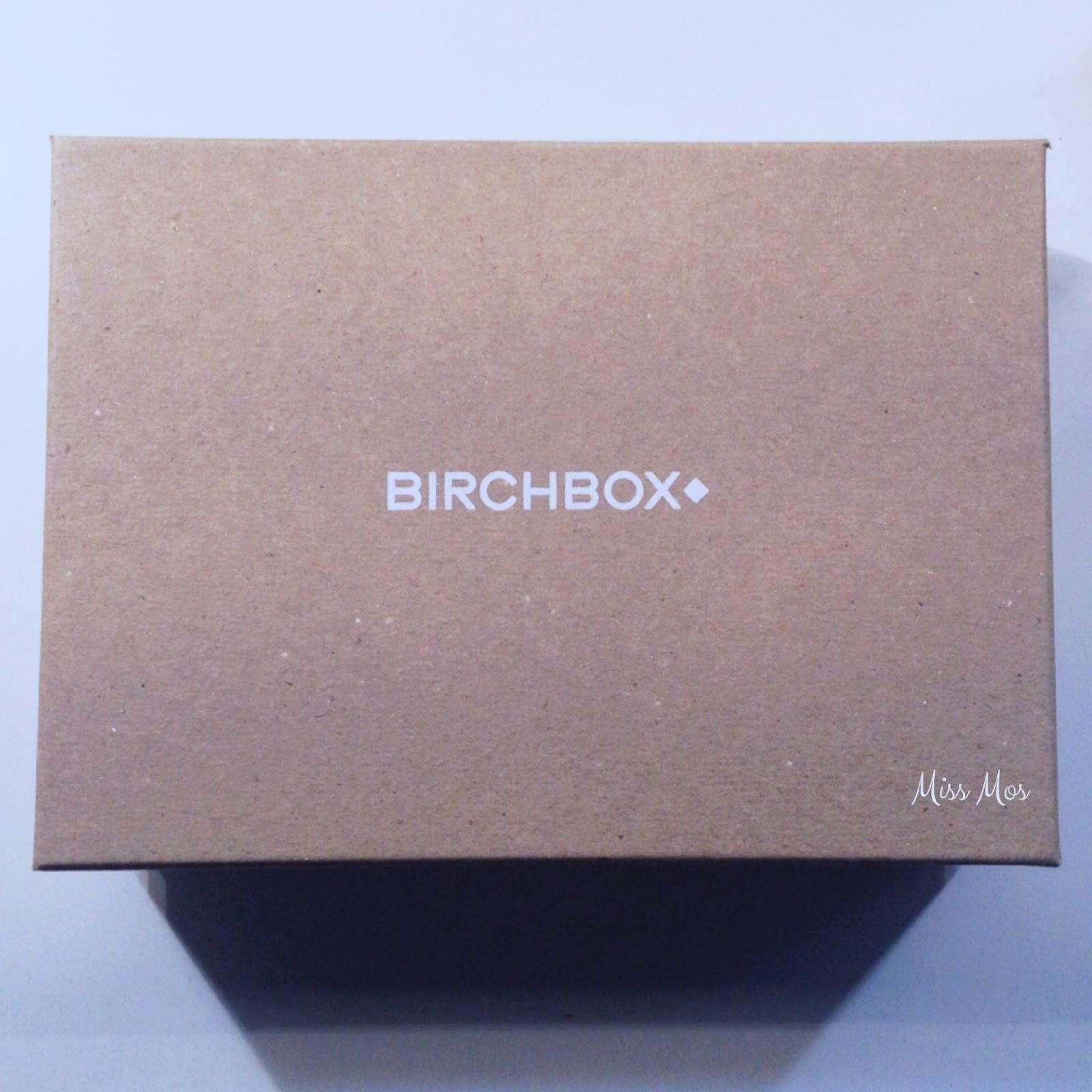 Birchbox Abril