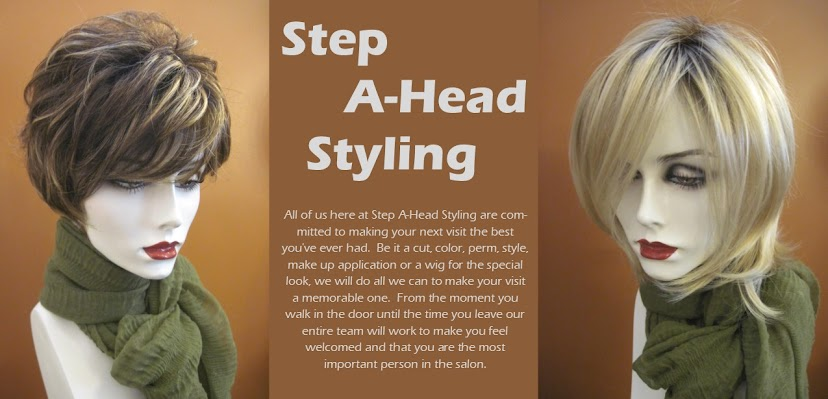 Step A-Head Styling