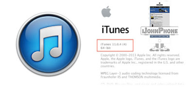 Descarga iTunes 11.0.4