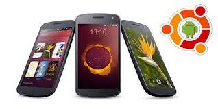 OS Ubuntu Mobile