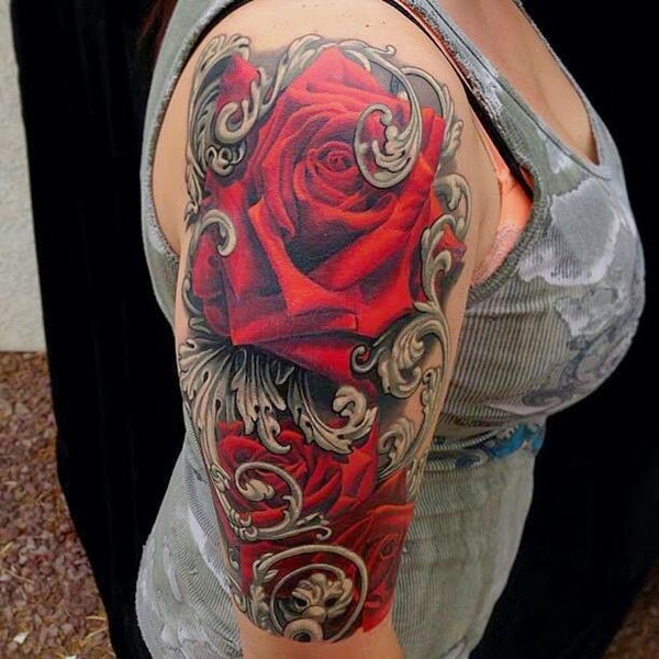 22 SLEEVE TATTOO DESIGNS FOR BOYS AND GIRLS