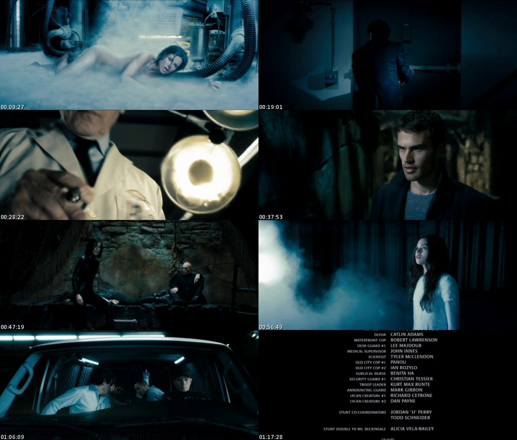 Underworld 4: El despertar (2012) [DVDScreener] [Latino]