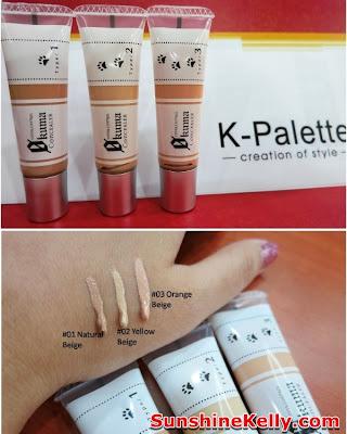 K-Palette Zero Kuma Concealer, k-palette, japan, makeup